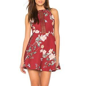 NEW NWT Keepsake The Label Do It Right Mini Dress